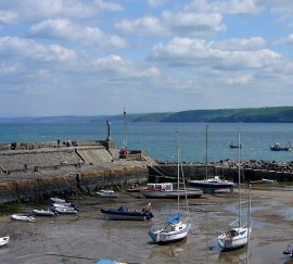holiday accommodation, New Quay, west wales, UK
