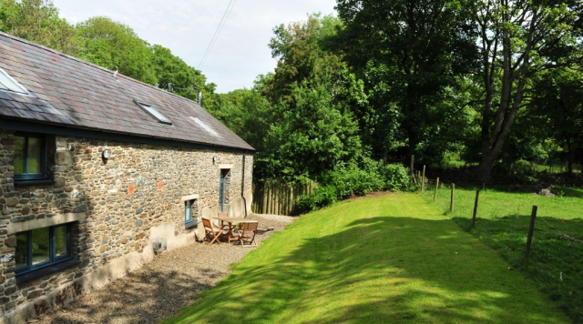 holiday cottage, Wales