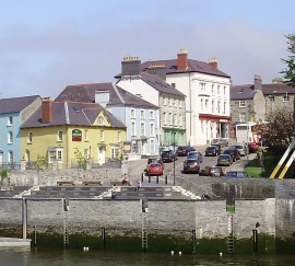 holiday cottage, Aberaeron, West Wales